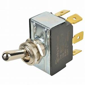 Carling Technologies Toggle Switch  Number Of Connections