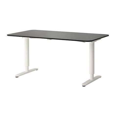 ikea standing desk legs add ikea bekant sit stand legs to a bekant corner desk