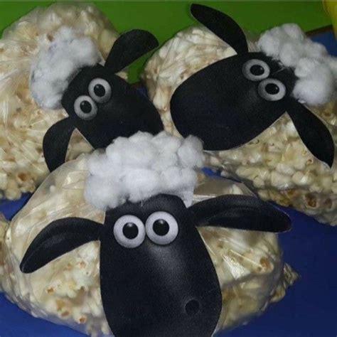 popcorn sheep craft sunday school crafts easter preschool