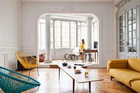 appartement ancien design contemporain frenchy fancy