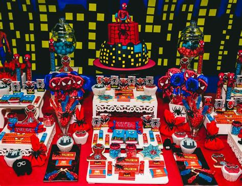 spiderman birthday quot spiderman party quot catch my party