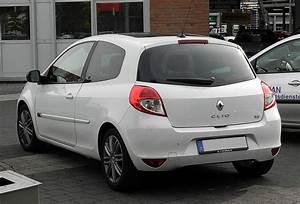 File Renault Clio 20th  Iii  Facelift   U2013 Heckansicht  12