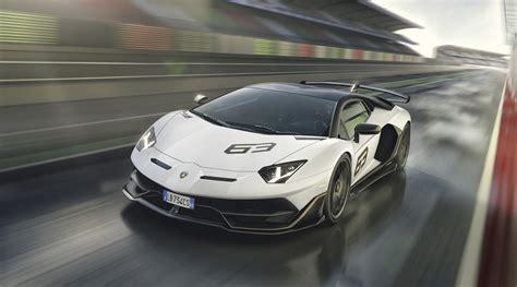 2019 Lamborghini Aventador Svj 63  Top Speed