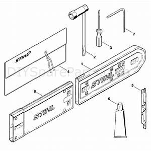 Stihl Ms 310 Chainsaw  Ms310  Parts Diagram  Tools