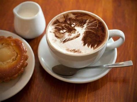 Now you know that latte is different from ordinary coffee as it is made from espresso. 15 Beautiful Latte Art Designs To Inspire Your Next Coffee   AspirantSG - Food, Travel ...