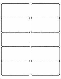 ms word avery templates