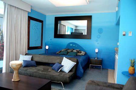 deco chambre bleue idee deco chambre ado bleue visuel 9