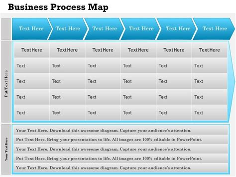 business process template 0514 business process mapping template powerpoint presentation presentation powerpoint images