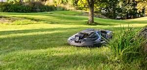 Robot Tondeuse Grande Surface : choisir un robot tondeuse pour une grande surface ~ Dode.kayakingforconservation.com Idées de Décoration