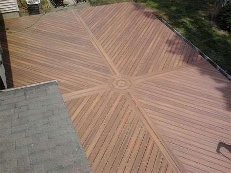 Installing Trex Decking Diagonal by Diagonal Deck Boards Decks Fencing Architect Age