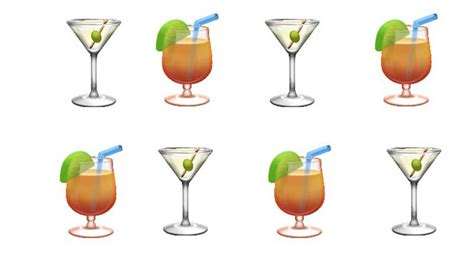 drink emoji why use words when you can order drinks with emojis eater