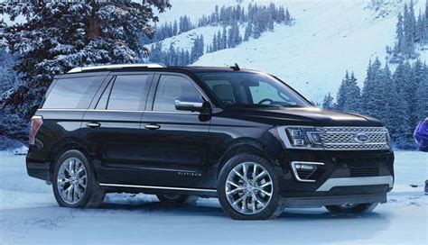 New Ford Expedition Redesign 2018 by 2018 Ford Expedition The Light Suv With Modern Technology