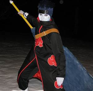 Kisame Cosplay With Samehada by MisterAlterEgo on DeviantArt