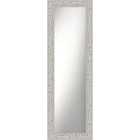 miroir bulles argent l 30 x h 120 cm leroy merlin
