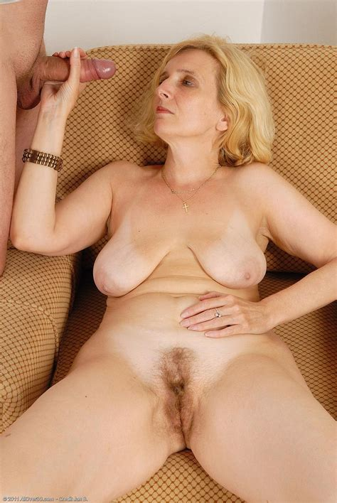Sexy Blonde Mature Rides A Hard Dick Pichunter