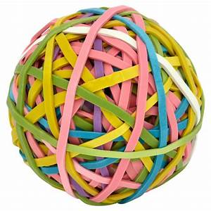 Wilko Rubber Band Ball 170pcs - Wilko Balls and Bands