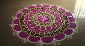 Dot Kolam Designs for Ugadi - Kolam Designs Rangoli