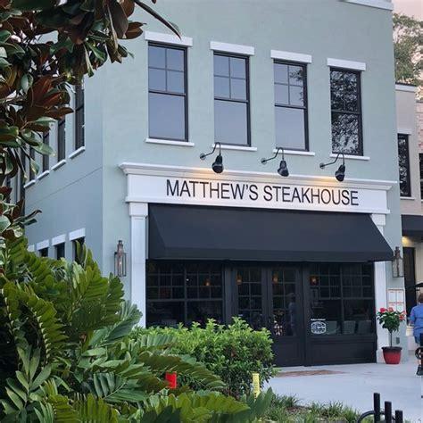 matthews steak house winter garden restaurant reviews
