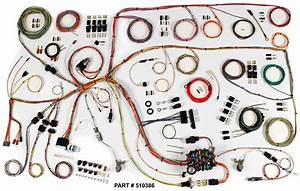 1955 Ford Wiring Harnes