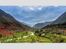 Marrakech Une journée pour découvrir la Vallée de l'Ourika