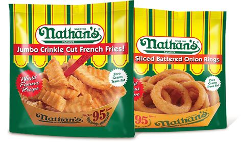 French Fries & Onion Rings   Nathan's Famous