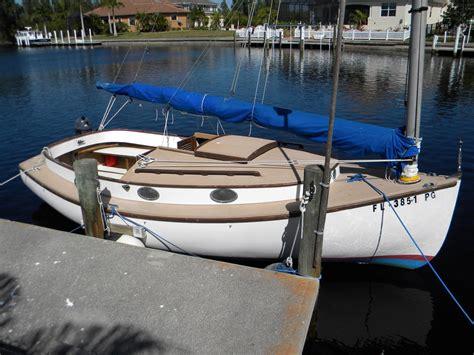 Boat Transport Punta Gorda Fl by 1983 Marshall Sanderling Sail Boat For Sale Www