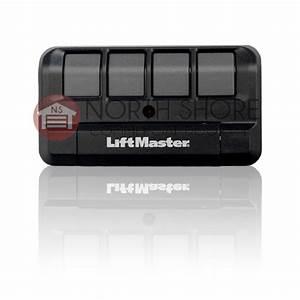 Liftmaster 894lt Gate And Garage Door Opener Remote