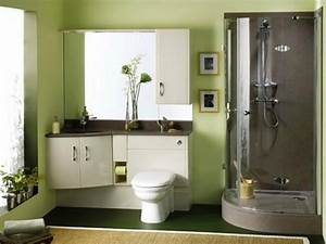 Cozy small bathroom paint color ideas with regard to new for Small bathroom paint ideas green