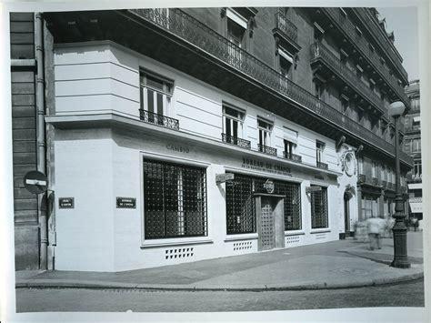 bureau de change banque postale le bureau de change de paribas remplace le caf 233 de archives histoire bnp paribas