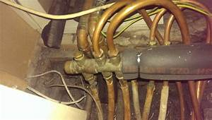 Using 15mm Plastic Pipe On An Old 10mm Copper Installation