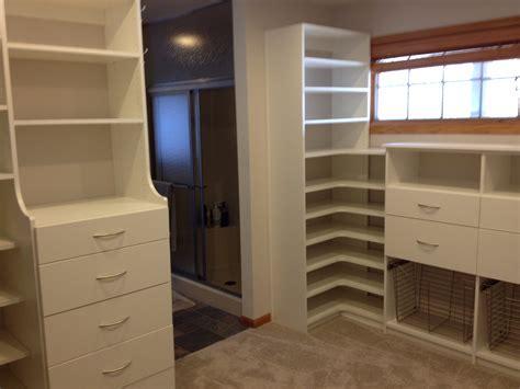 Maple Cabinet by Closet Amp Garage Images In Dane Iowa Amp Sauk Counties