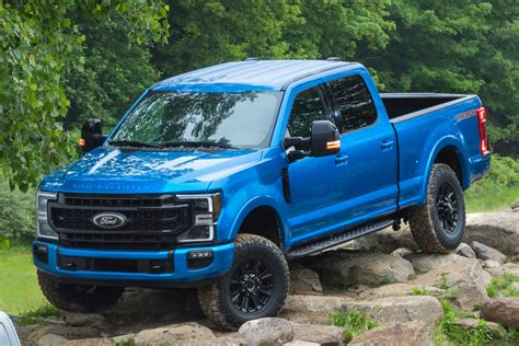 ford  series super duty tremor brings offroad prowess