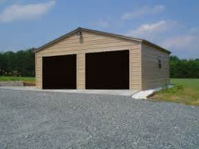 26' x 31' x 10' Vertical Roof Eco-Friendly Steel Carport Garage - Installation Included