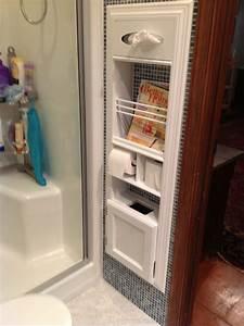 Coachlight-2, Recessed, Bathroom, Storage, Cabinet, Combination, Unit