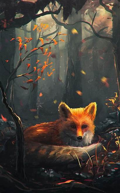 Fox Wallpapers Galaxy Backgrounds Tablets Samsung Animals
