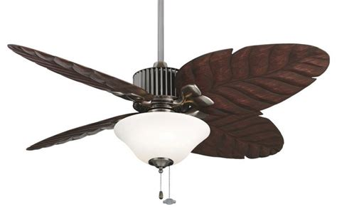 pewter fan light kit tropical ceiling fan accessories