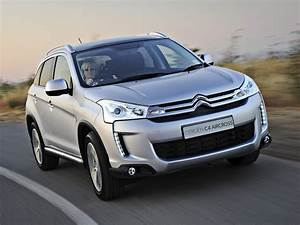 Citroen C4 Aircross Specs  U0026 Photos