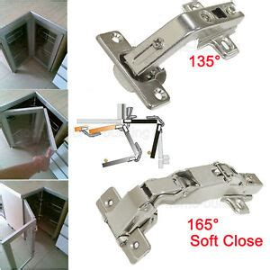 kitchen cabinet bi fold door hinges 135 165 degree kitchen cabinet cupboard corner bi fold