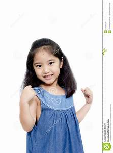 Happy Asian Kid stock photo. Image of female, happy, girl ...