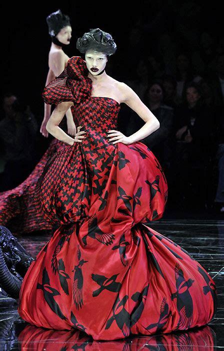 top  iconic alexander mcqueen dresses