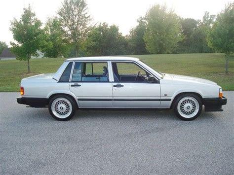 find  modified  volvo  turbo sedan rare