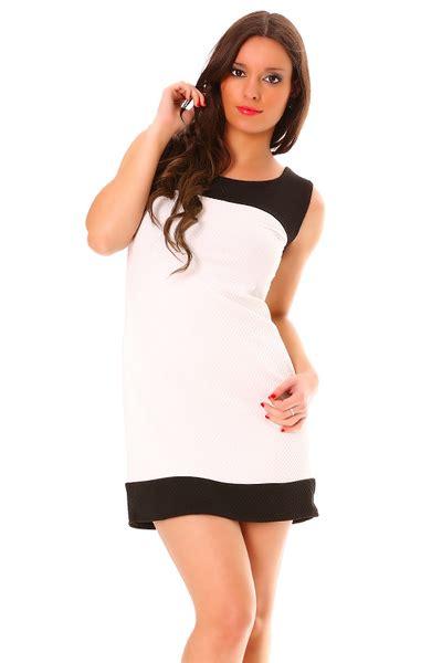robe de mariã e noir et blanc robes de mode robe noir et blanc chic