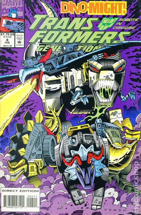 transformers generation   comic books