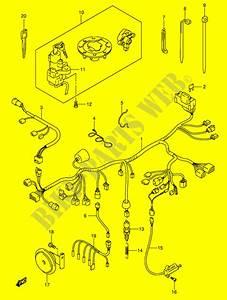 Suzuki Gsf 1200 Bandit Wiring Diagram