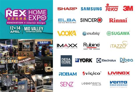 Home Interior Design And Renovation Expo by Rex Home Expo Renovation Interior Design 2019