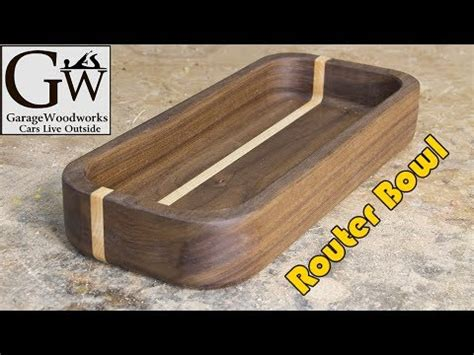 bowl   router youtube