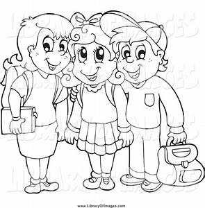 School Clipart Black And White - Cliparts.co