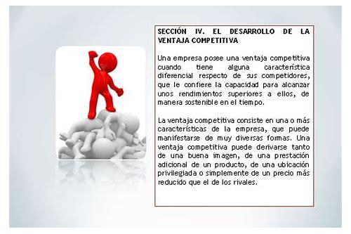 ventaja competitiva porter baixar do pdf gratis