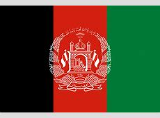 [無料イラスト] アフガニスタン・イスラム共和国の国旗 パブリックドメインQ:著作権フリー画像素材集
