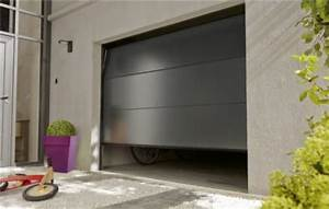 bien choisir sa porte de garage leroy merlin With porte de garage vial